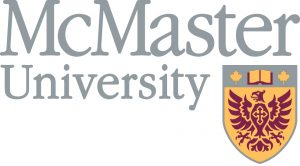 McMaster University logo full colour